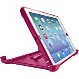 OtterBox Defender Series Case for iPad Air - Frustration-Free Packaging -  Papaya - White/Pink