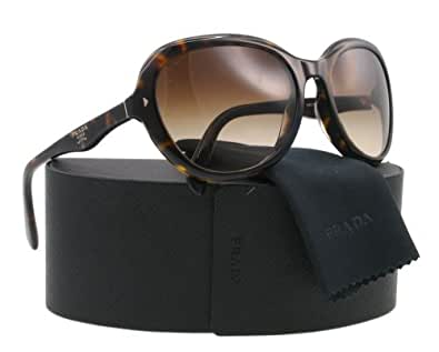 Prada PR09OS Sunglasses-2AU/6S1 Havana (Brown Gradient Lens)-60mm