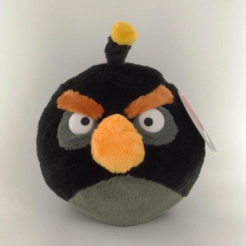 Angry Birds Plüsch Black Bird 20 cm