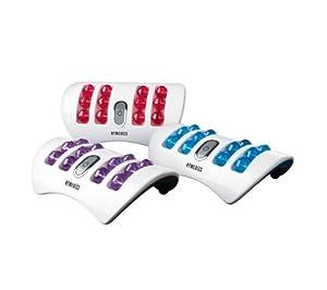 Homedics FMV-200 Dual Foot Massager, Colors may vary