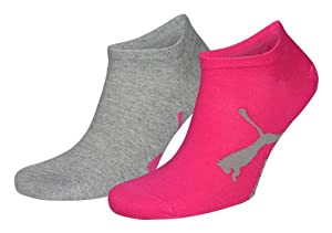 Puma - Chaussettes - Femme - Blanc (Beetroot) - 35-38