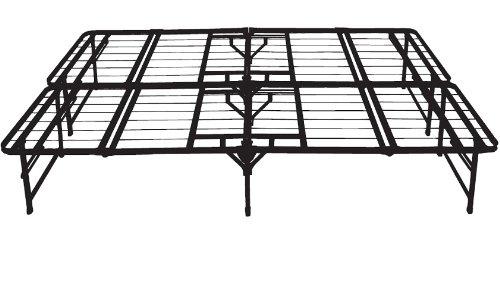 Pragma Bed Mattress Platform Bi Fold Queen No Box Spring Needed