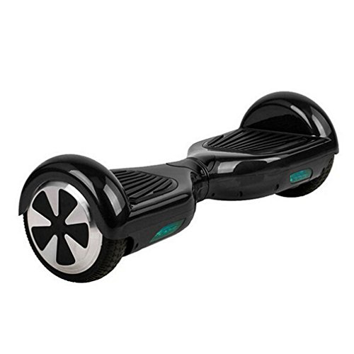 GranVela® Two Wheels Self Balancing Electric Scooter With Key Switch Black