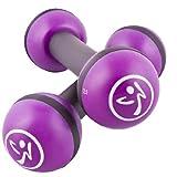 Zumba Fitness Erwachsene Toning Sticks Accessoires, Purple,...