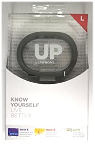 UP by Jawbone - Grey LARGE