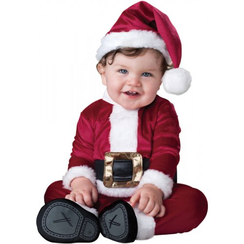 Baby Santa Costume - Infant Small