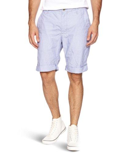 G Star CL N Br C 1/2 Men's Shorts Radar Blue/White W30