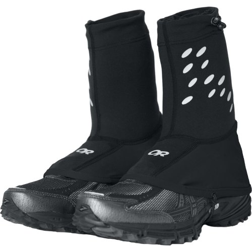 Outdoor Research Men's Ultra Trail Gaiters, Black,