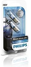 Comprar Philips 12036 BlueVision - Bombilla H6W para luces traseras (2 unidades, 12 V, 6 W, BAX9s)