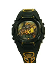 Marvel Comic Kids Transformers Watch