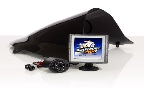 Ninja Fighter 250 Integrated Motorcycle Rear