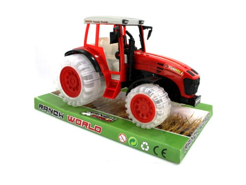 Farm Tractor Toy front-13338