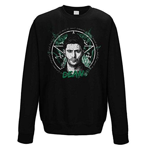 pull-ras-du-cou-sweat-shirt-herren-dean-vampire-hunter-s