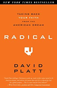 Cover of &quot;Radical: Taking Back Your Faith...