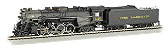 Bachmann 2-8-4 Berkshire Steam Locomotive & Tender