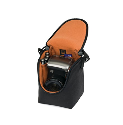 Lowepro LP36214 Adventura Ultra Zoom 100 Shoulder Bag (Black)