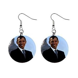 president barack obama earrings everything else