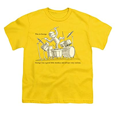 Curious George This Is G Youth T-Shirt