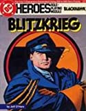 img - for Blitzkrieg (DC Heroes Role-Playing Module Featuring Blackhawk, No. 237) book / textbook / text book