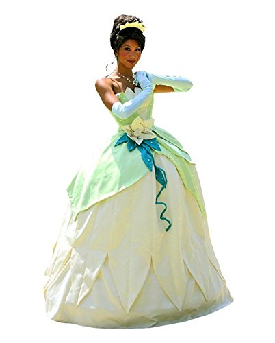 Adult (Tiana Princess And The Frog Costumes Adults)