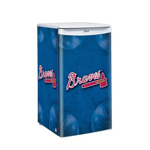 MLB Atlanta Braves Counter Top Refrigerator