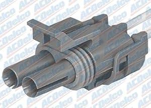 ACDelco PT724 GM Original Equipment 2-Way Male Gray Multi-Purpose Pigtail
