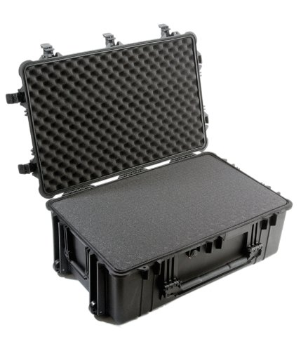 Celestron Hard Waterproof Case For Cge Mount/Pier And Nexstar 8Se And 8I 302070