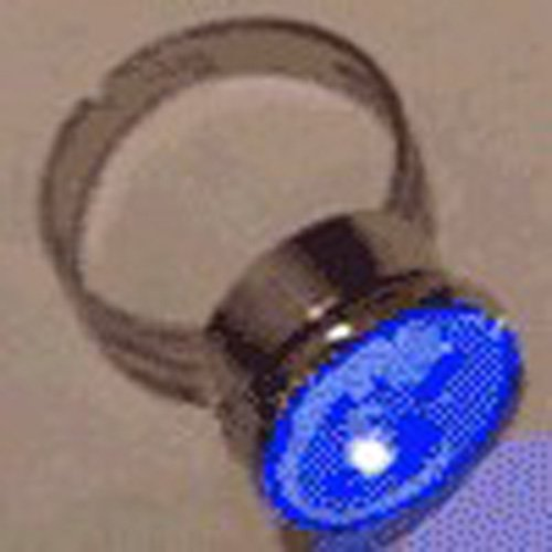 Blue Blue Ring Body Light