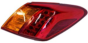 Genuine Acura Parts 8-97103-731-1 Driver Side Taillight Assembly