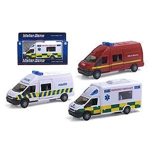 Motor Zone Emergency Vehicle Rapid Response