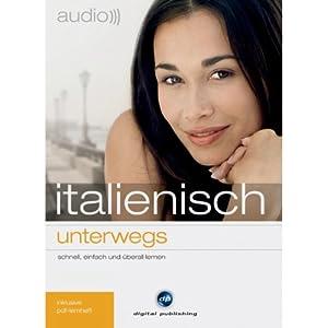 Audio Italienisch unterwegs Hörbuch