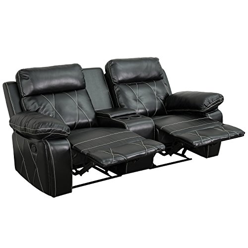 Real Comfort Series Home Theatre Recliner BT-70530-2-BK-GG