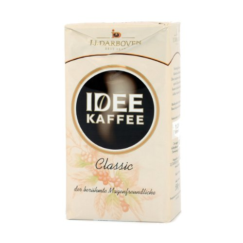 German J.J. Darboven IDEE Coffee Classic - 1 x 500 g (Jj Bean Coffee compare prices)