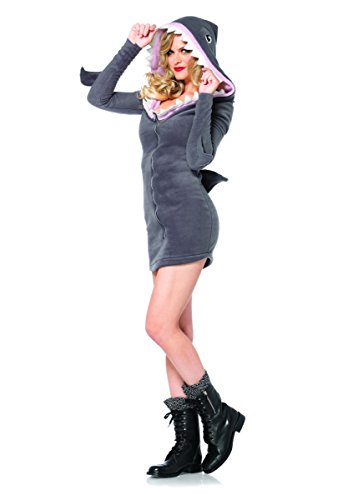 Leg Avenue Cozy Shark Dress Costume