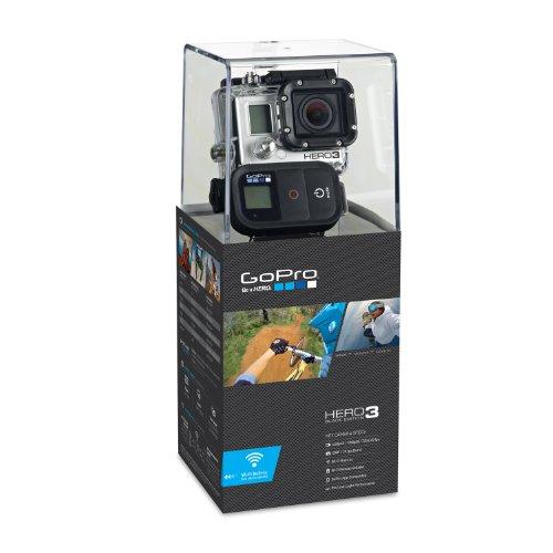 Gopro HERO 3 Black Edition Caméscope HD 12 Mpix Wi-Fi intégré