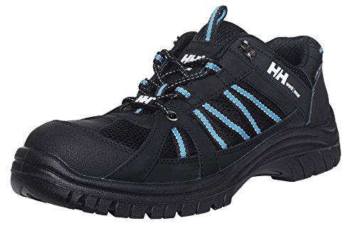 Helly Hansen Workwear, 78201, Scarpe di sicurezza S3 Kollen WW 78201 Scarpe di lavoro, in pelle nera Gr. 43