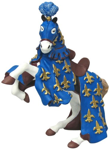 Papo 39258 Prince Philips Horse Blue