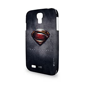 Handyschale Handycase für Samsung Galaxy S4 i9505 veredelt mit YOUNiiK Styling Skin - Superman - Man of Steel