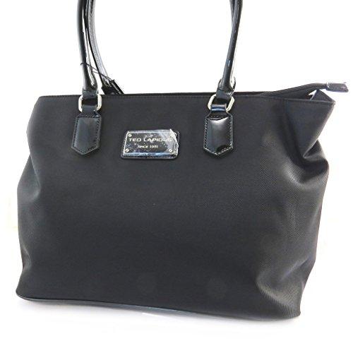 Shopping bag 'Ted Lapidus'nero.