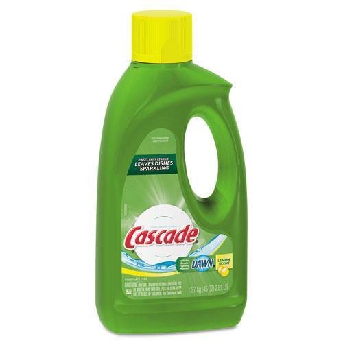 cascade-automatic-dishwashing-gel-w-bleach-lemon-scent-45-oz-bottle-40148ea