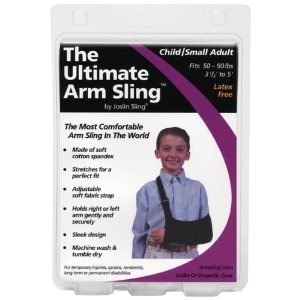 Ultimate Arm Sling® - Child/Small Adult, Black