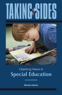 Taking Sides: Clashing Views in Special Education download ebook