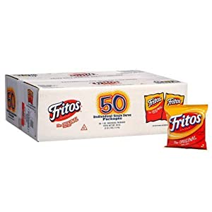 Fritos The Original Corn Chip - 50/1 oz. bags