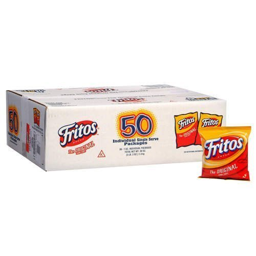 Fritos The Original Corn Chip &#8211; 50/1 oz. bags