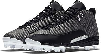 Nike Mens Jordan 12 XII Retro MCS Baseball Cleats