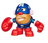 Marvel Mash Ups Mr. Potato Heads - Single Captain America