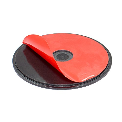 arkon-apvhb20-90mm-extra-strength-adhesive-mounting-disk-for-car-dashboards