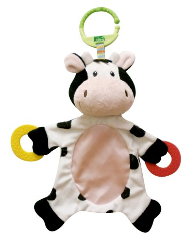 Animal Planet Stroller Toy, Cow front-512940