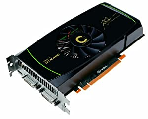 PNY XLR8 GeForce GTX 460 1024MB GDDR5 PCI-Express 2.0 DVI-I+DVI-I+HDMI mini Overclocked Graphics Card VCGGTX4601XPB-OC