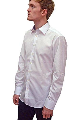 mens-white-long-sleeve-shirt-blue-check-trim